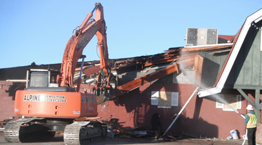 Colorado Demolition Recycling Company