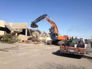 Buckley Annex Lowry Demolition - Denver, Colorado