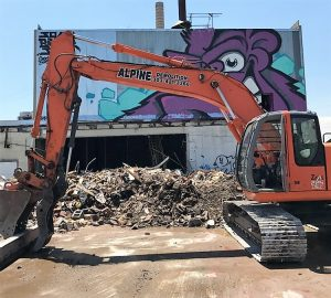 Demolition Company Denver, CO