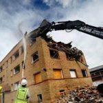 Lory Apartment Demolition CSU Fort Collins2