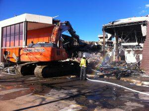jc penny demolition ft collins colorado
