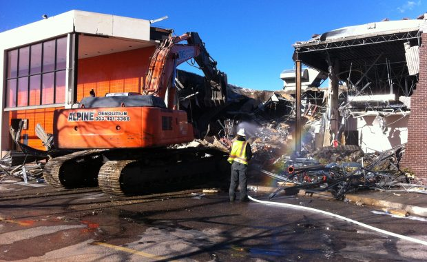 jc penny demolition ft collins colorado